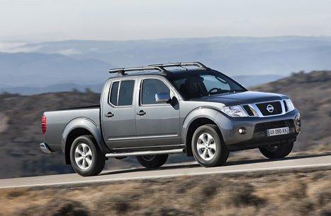 Nissan Motor has presented updated Pathfinder and Navara