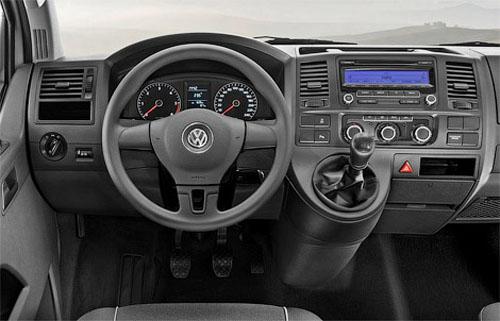 Salon Volkswagen Multivan