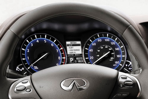 Speedometer Infiniti