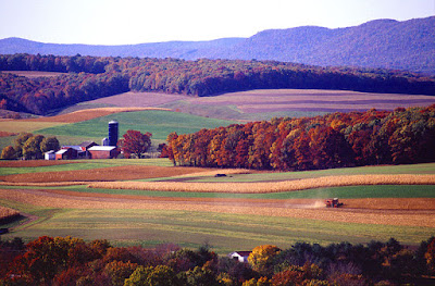 Pennsylvania — one of the most developed economic states