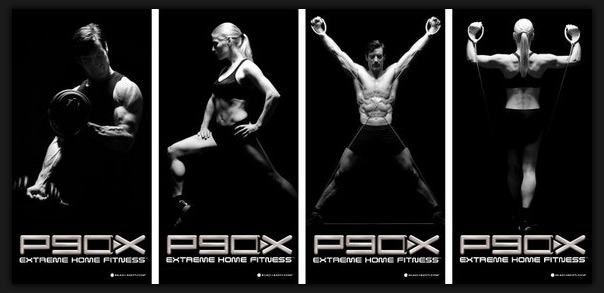 P90X — The Most Effective System of Fitness