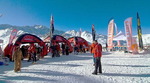 Ski Force Winter Tour 2010