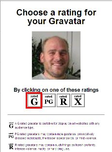 New Gravatar Image