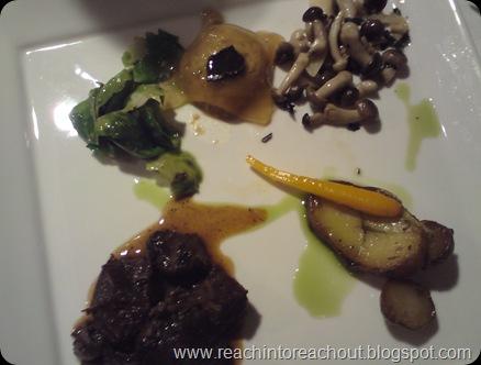 Baeuf Wagyu et Foie Gras