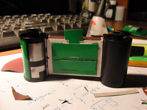 Как сделать фотоаппарат из спичечной коробки