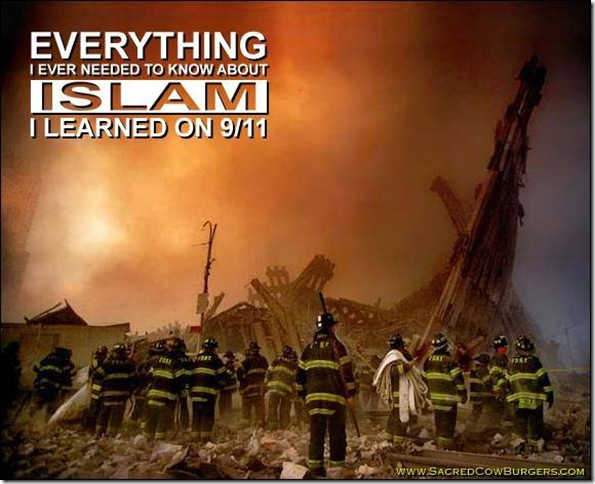 Everything I needed to know about Islam I learned on 9/11