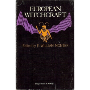 European Witchcraft Cover
