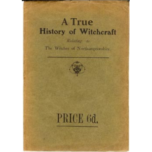A True History Of Witchcraft Cover