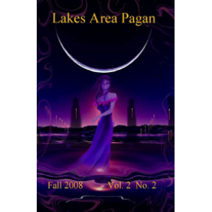 Lakes Area Pagan Fall 2008 Vol 2 No 2 Cover