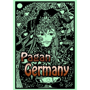 Pagan Germany Cover
