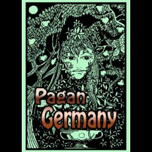 Pagan Germany Cover