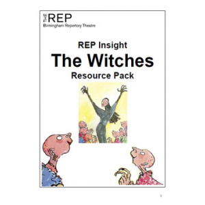 Rep Insight The Witches Resource Pack Cover