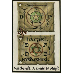 Witchcraft A Guide To Magic Cover