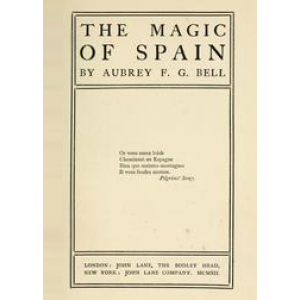The Magic Of Spain Cover