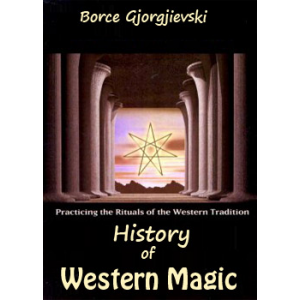 History Of Western Magic Cover