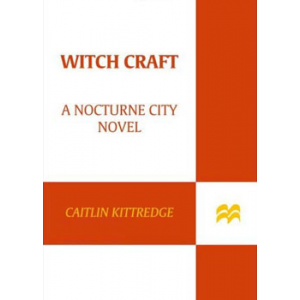 Nocturne City Book 4 Witch Craft Cover