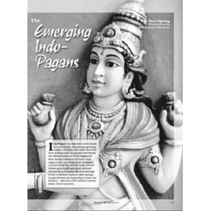 The Emerging Indo Pagans Cover