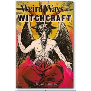 Weird Ways Of Witchcraft Cover