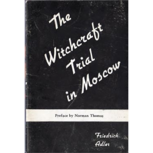 The Witchcraft Trial In Moscow Cover