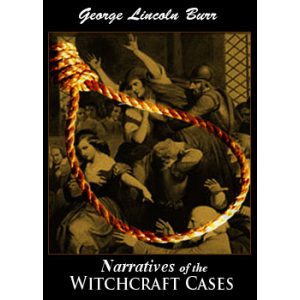 Narratives Of The Witchcraft Cases Cover