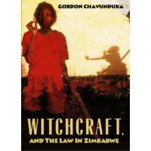 Witchcraft And The Law In Zimbabwe Cover