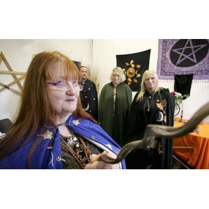 Witches Claim Religious Discrimination After Church Ban Cover