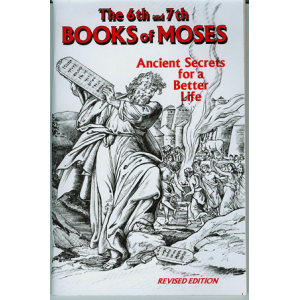 The 6th And 7th Book Of Moses Cover