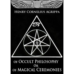 Of Occult Philosophy Or Of Magical Ceremonies The Book Iv Cover