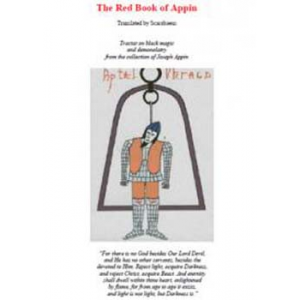 The Red Book Of Appin Cover