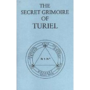 The Secret Grimoire Of Turiel Cover