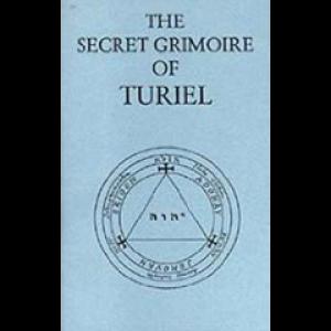 The Secret Grimoire Of Turiel Cover