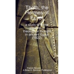Thoth The Hermes Of Egypt Cover