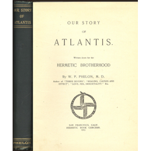 Our Story Of Atlantis Cover