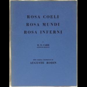 Rosa Coeli Rosa Mundi Rosa Inferni Cover