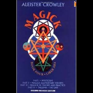 Magick Book 4 Liber Aba Magick Cover