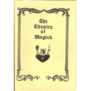 Theatre Magick Aleister Crowley And Rites Of Eleusis Cover