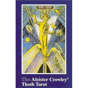 Aleister Crowley Thoth Tarot Cover