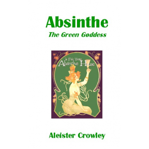 Absinthe The Green Goddess Cover