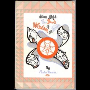 Liber 111 Aleph Cover