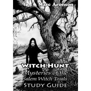 Witch Hunt Mysteries Of The Salem Witch Trials Study Guide Cover