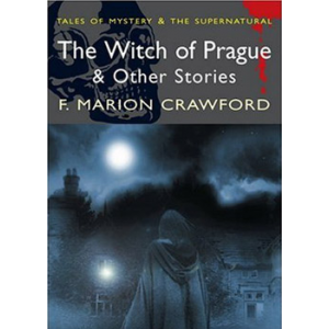 The Witch Of Prague Cover