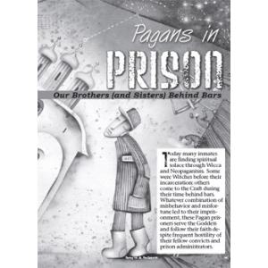 Pagans In Prison Our Brothers And Sisters Behind Bars Cover