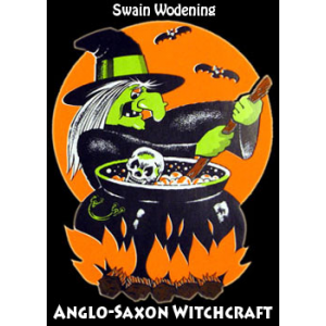 Anglo Saxon Witchcraft Cover