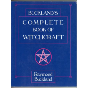 Bucklands Complete Book Of Witchcraft Cover