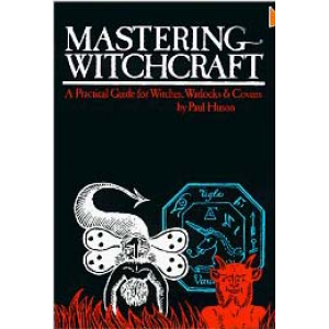 Mastering Witchcraft Cover