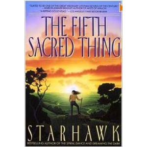 The Fifth Sacred Thing Cover
