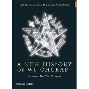 A History Of Witchcraft Cover