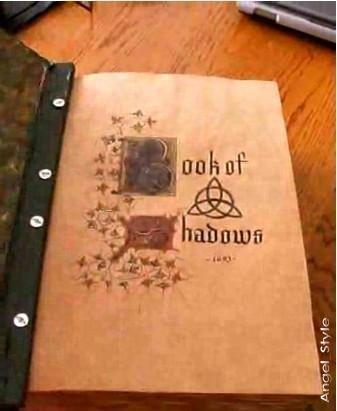 The Book Of Shadows Cover