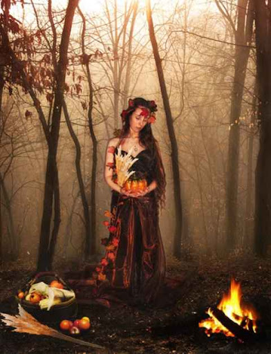Decorations And Activities For Mabon Cover