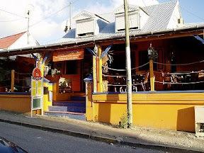 グアドゥループのレストラン